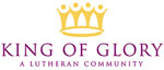 King of Glory Lutheran Church Logo