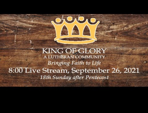 8:00am 09-26-21 KOG Live Stream